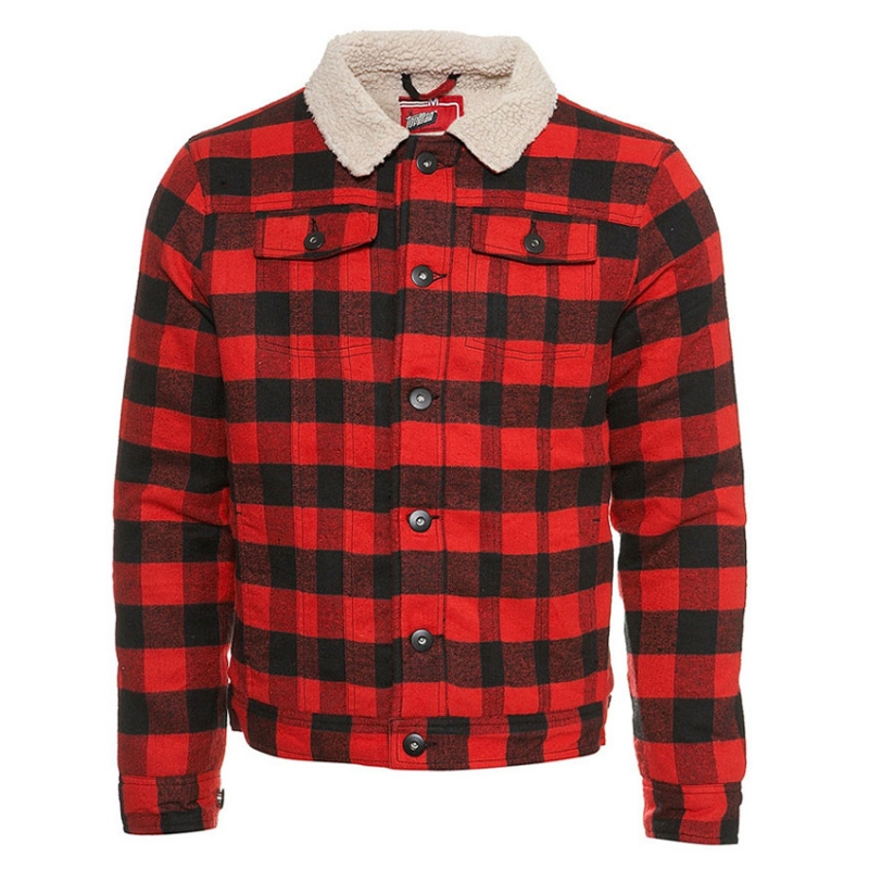 mode ABC - online modelexicon - Lumberjack