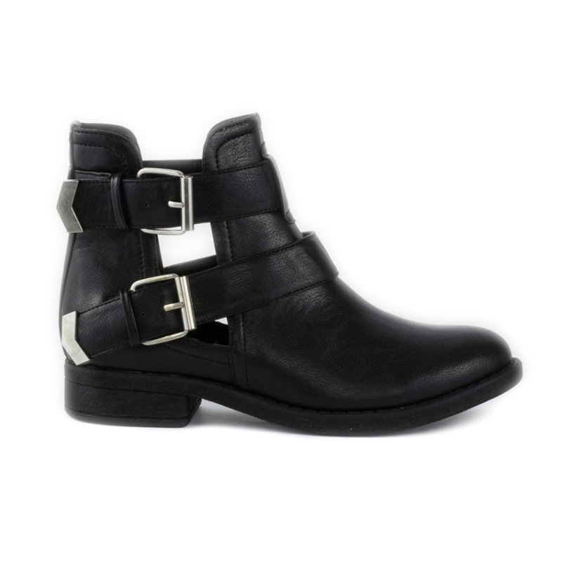 mode ABC - online modelexicon - Cut-out boot