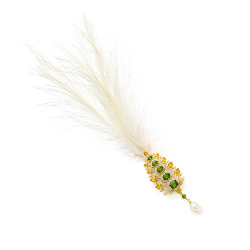 mode ABC - online modelexicon - Aigrette