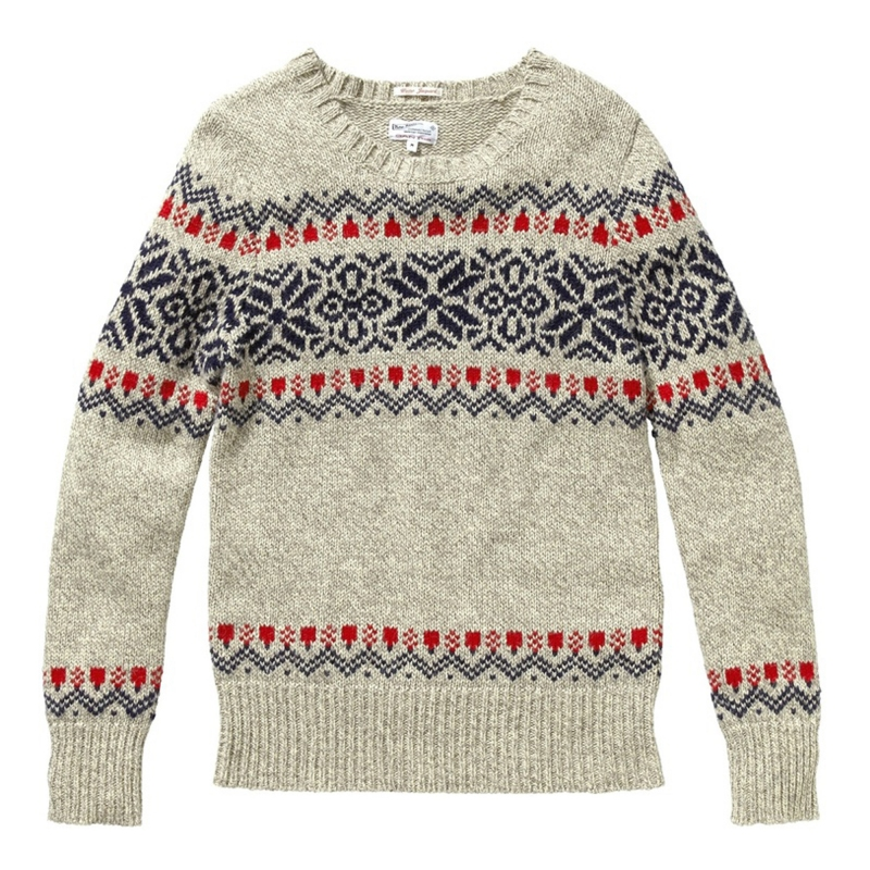 mode ABC - online modelexicon - Fair Isle-trui