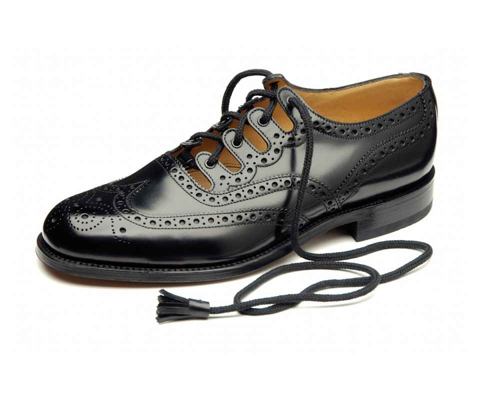 mode ABC - online modelexicon - Ghillie brogue