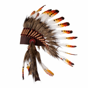 Indian headdress (obj.title)