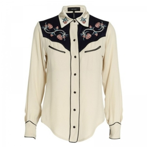 Western blouse